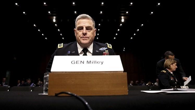 مرشح لقيادة هيئة أركان الجيش الأمريكي: روسيا أكبر تهديد للولايات المتحدة