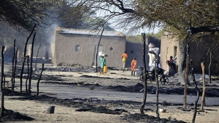 مسلحون يهاجمون منزل قائد الجيش النيجيري الجديد