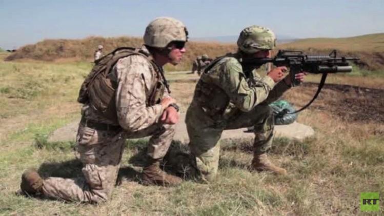 جورجيا.. قوات أمريكية تشارك في تدريبات الناتو قرب تبليسي (فيديو)
