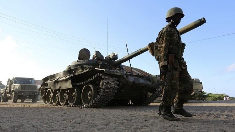 القوات الصومالية والإفريقية تسيطر على معقل لحركة