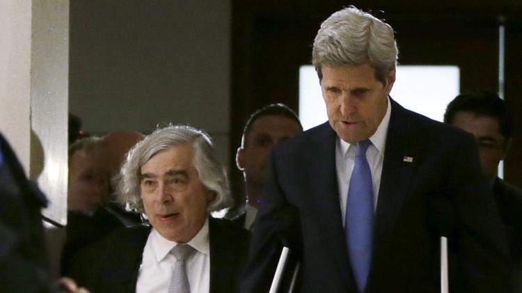 واشنطن:العقوبات على إيران ستعود حال انتهكت شروط الصفقة النووية