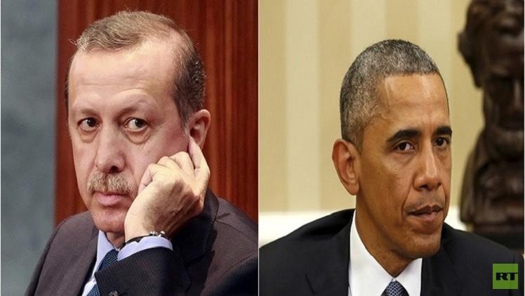اتفاق أمريكي تركي على وقف تدفق المقاتلين الأجانب