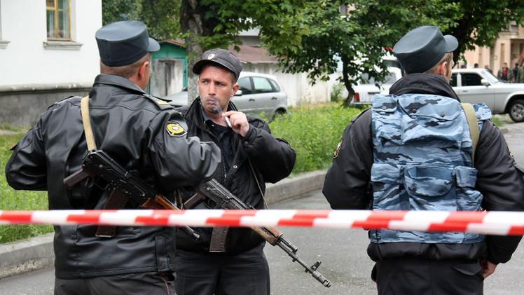 مقتل 6 مسلحين في عملية أمنية جنوب روسيا