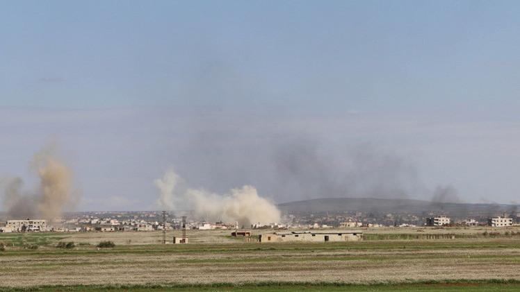 سوريا.. الجيش يصد هجوما على درعا