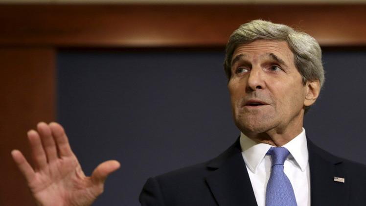 كيري: لا بديل عن الاتفاق النووي مع إيران وسنرد في حال خرقه