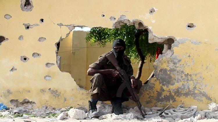 القوات الإفريقية والصومالية تسيطر على معقل لحركة