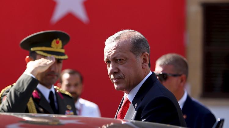 أردوغان: سنسمح للأمريكيين باستخدام قاعدة