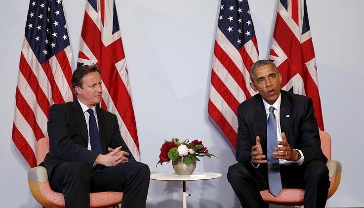 أوباما يدعو بريطانيا إلى البقاء ضمن دول الاتحاد الأوروبي