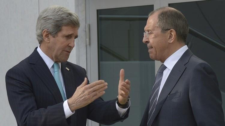 كيري: سألتقي لافروف في الدوحة لبحث ملفي سوريا وإيران