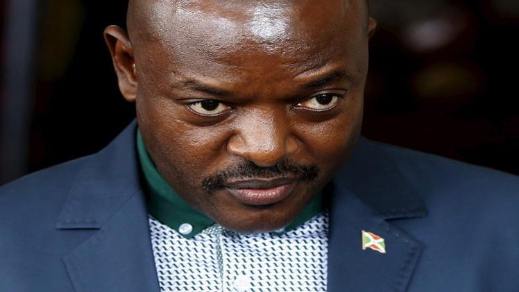 إعادة انتخاب رئيس بوروندي رغم المقاطعة  والاضطرابات