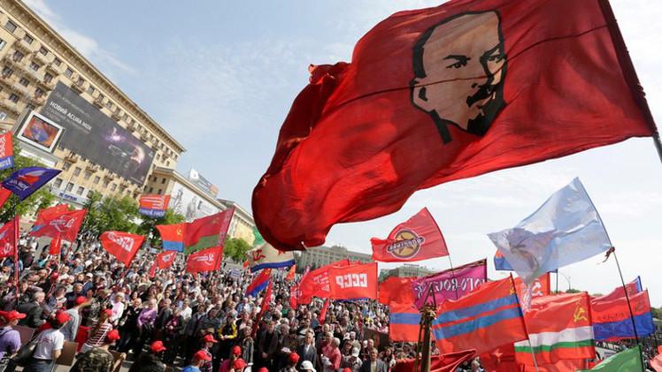كييف تحرم الأحزاب الشيوعية حق المشاركة في الانتخابات