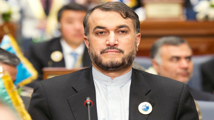 عبداللهيان: إيران لا تتبع سياسة ازدواجية