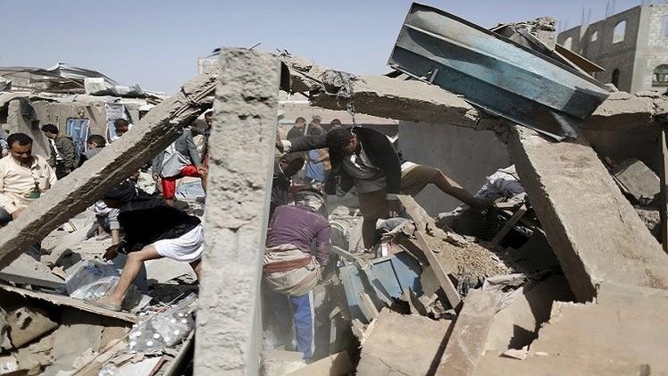 اليمن.. ارتفاع عدد قتلى قصف التحالف في المخا إلى 120