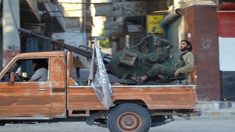 دمشق: الجيش السوري يقضي على تجمعات لمسلحين في ريفي إدلب ودرعا