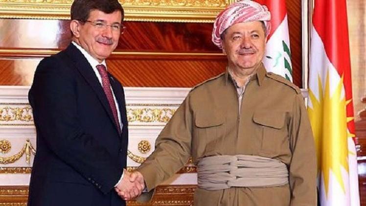 تناقض التصريحات حول موقف بارزاني من قصف تركيا لمواقع الكردستاني