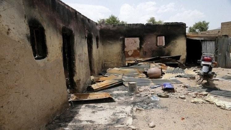 25 قتيلا في هجوم  إرهابي شمال شرق نيجيريا