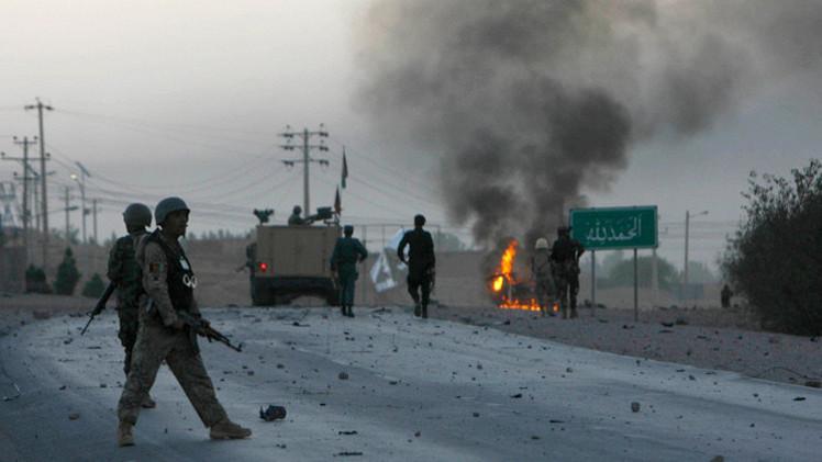 أفغانستان.. مقتل 200 مسلح ينتمون لـ