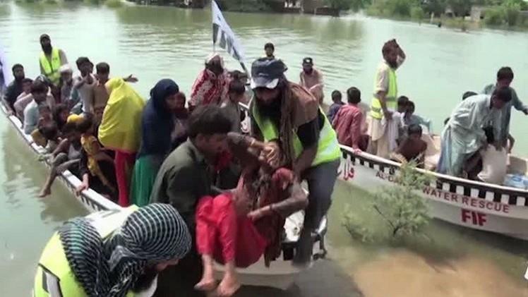فيضانات وأمطار غزيرة تقتل 36 شخصا في باكستان