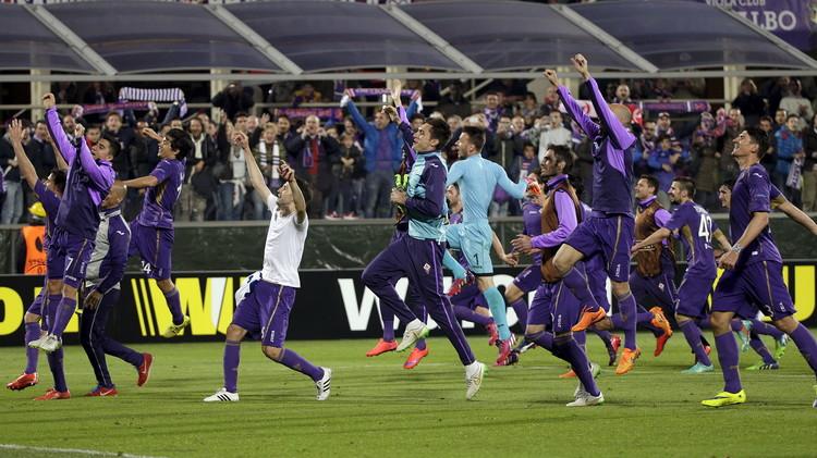 فيورنتينا يفوز على بنفيكا في كأس الأبطال (فيديو)