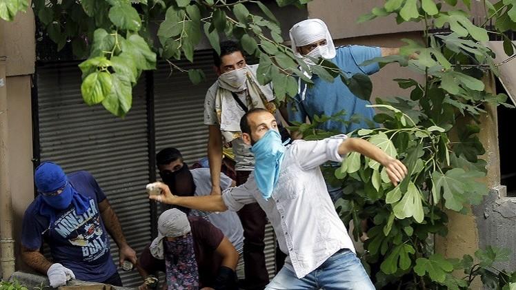 مقتل شرطي في اشتباكات عنيفة مع محتجين وسط اسطنبول