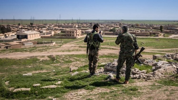 الجيش السوري والمقاتلون الأكراد يتقدمون في الحسكة