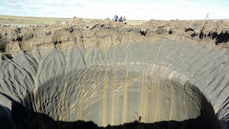 حفرة نهاية العالم