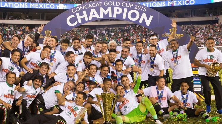 فيديو.. المكسيك تعانق الكأس الذهبية للمرة السابعة