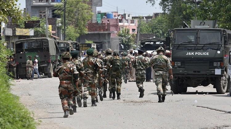 سقوط قتلى وجرحىبهجمات مسلحة ومعارك في بنجاب شمال الهند