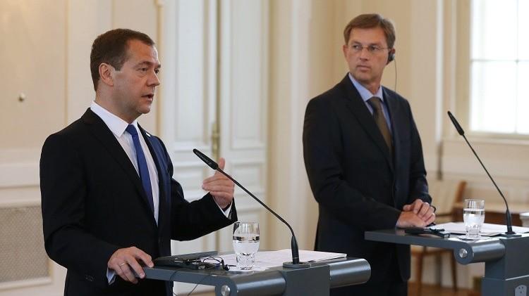 روسيا وسلوفينيا تدعمان وحدة أراضي أوكرانيا