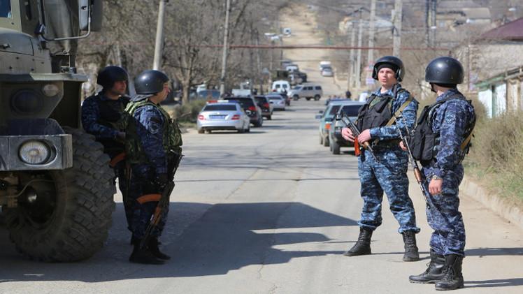 داغستان.. اعتقال مسلح متجه إلى موسكو وبحوزته ذخائر ومخدرات