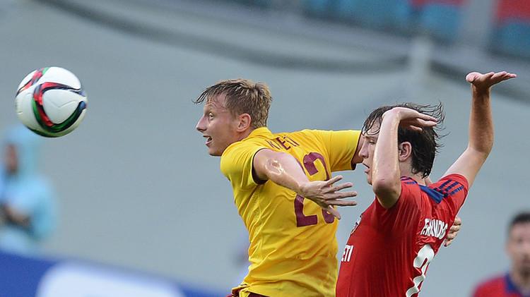 تعادل بطعم الهزيمة لتسيسكا موسكو أمام سبارتا التشيكي في دوري الأبطال