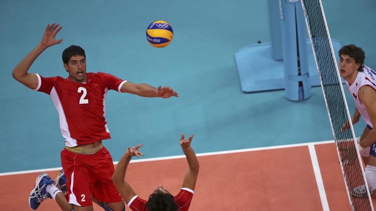 تونس تقصي الجزائر من بطولة أمم إفريقيا للكرة الطائرة