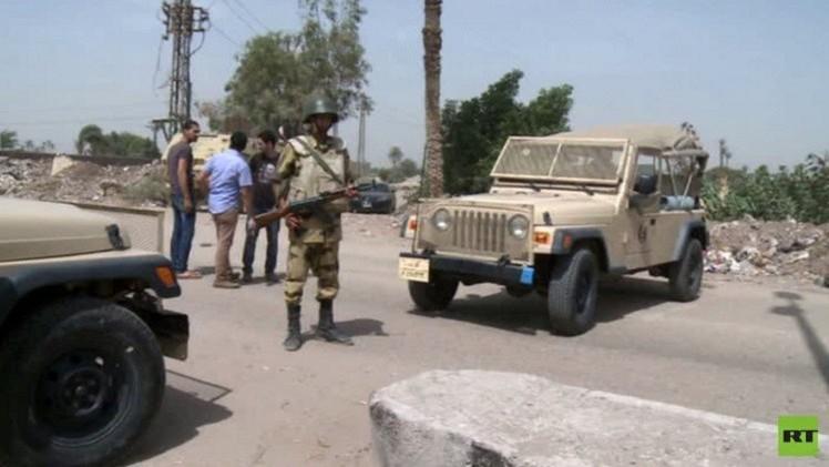 الجيش المصري يحبط هجوما في سيناء ويقتل 3 مسلحين