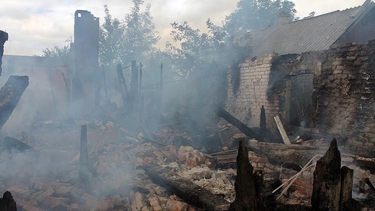 الأمم المتحدة: 7 آلاف قتيل و17 ألف جريح حصيلة النزاع شرقي أوكرانيا