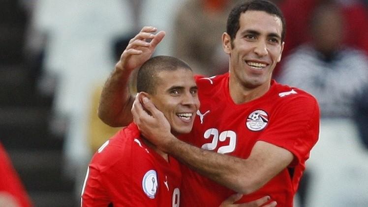 تشافي: أبو تريكة أفضل لاعب عربي