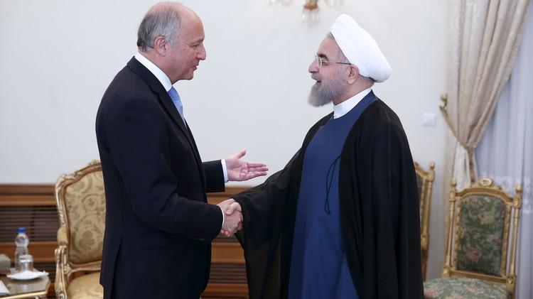 روحاني:  الاتفاق النووي يخدم مصلحة إيران والمنطقة
