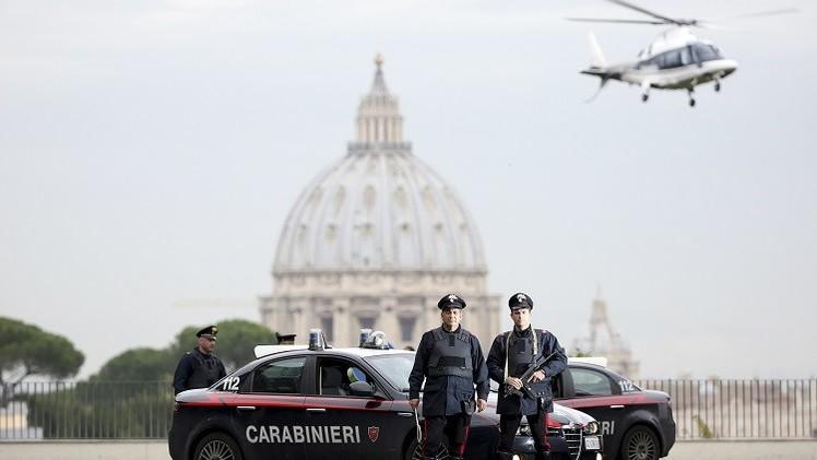 عمدة روما يحذر من هجمات إرهابية خلال احتفالات السنة المقدسة