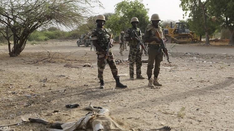 نيجيريا تعين قائد للقوة المتعددة الجنسيات لمحاربة