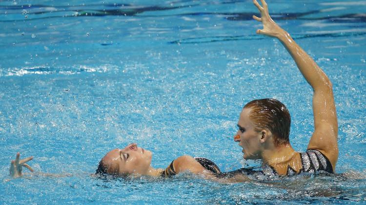 بطولة العالم للألعاب المائية.. ذهبيتان لروسيا في السباحة المتزامنة
