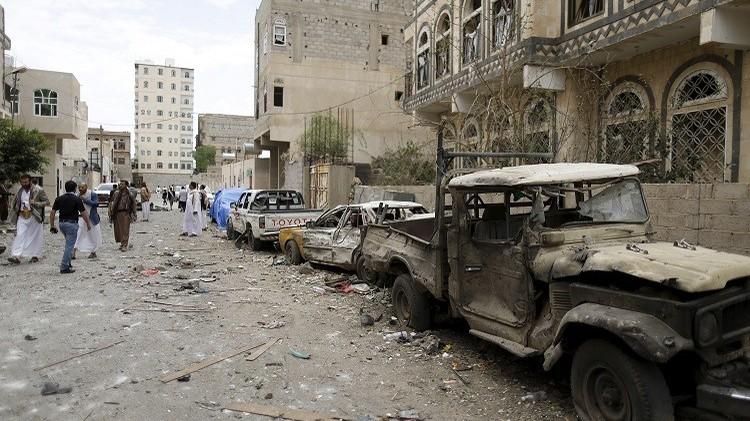 اليمن.. مقتل العشرات من الحوثيين وقوات صالح في غارات للتحالف