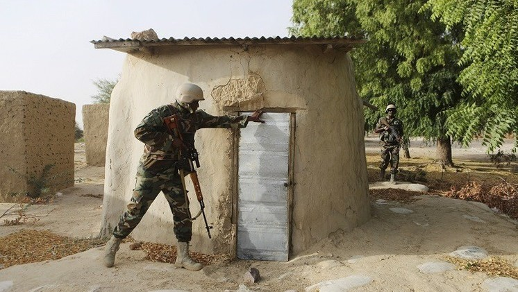 نيجيريا.. الجيش يحرر 71 أسيرا  من قبضة