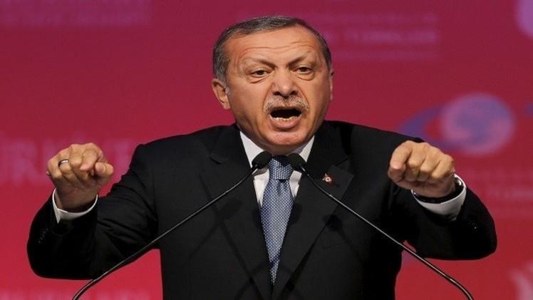 أردوغان يحمل أوروبا مسؤولية غرق اللاجئين في البحر