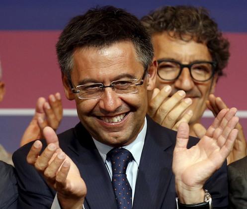 بارتوميو يثق في قدرة برشلونة على تحقيق السداسية