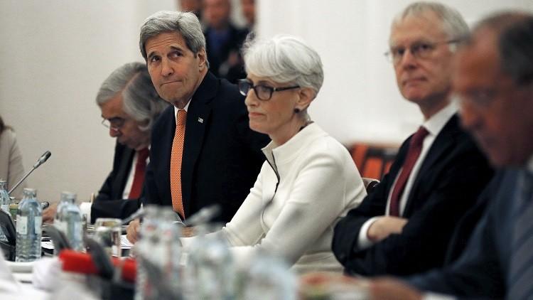 اجتماع وزراء خارجية دول السداسية - فيينا