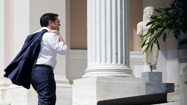 وزير يوناني: اتفاق اليونان مع مقرضيها