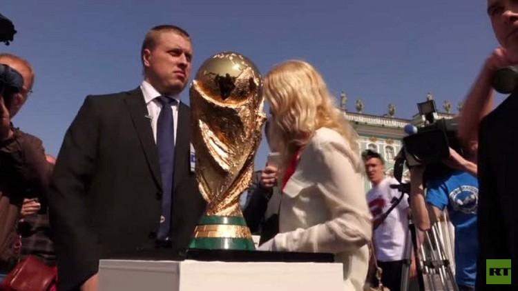 كأس العالم 2018 في سان بطرسبورغ