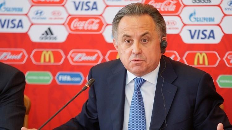 وزير الرياضة الروسي : الفيفا هو الطرف المتضرر من تهم الفساد