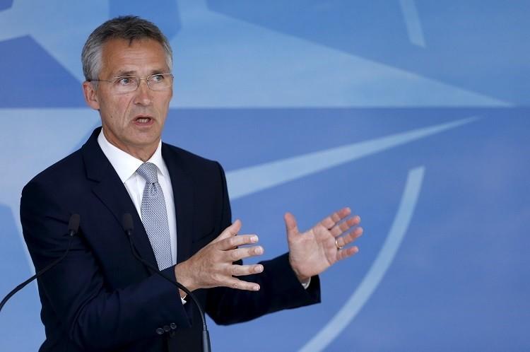 أمين عام حلف الناتو ينس ستولتنبرغ