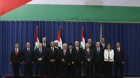الحكومة الفلسطينية - أرشيف -