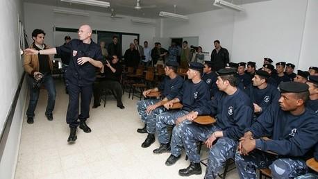 عمل البعثة الأوروبية لمساندة الشرطة الفلسطينية